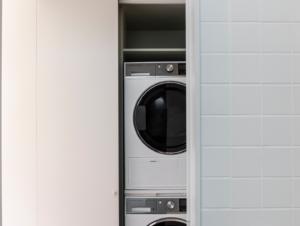 Laundry | JJ House Laundry by Bokey Grant Architects