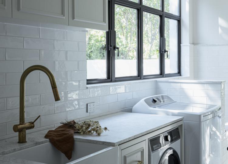 Laundry | Stanley Residence Laundry by Williams Burton Leopardi