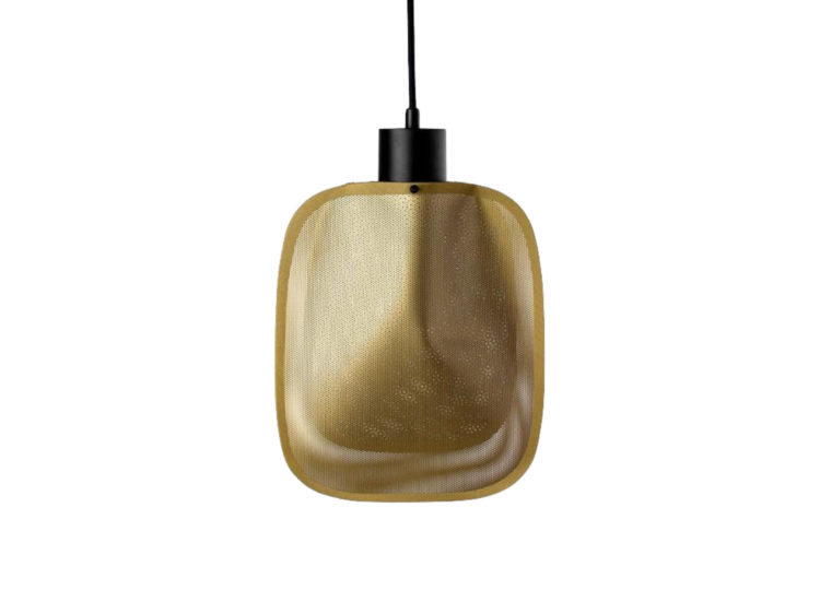 About Space Mai Brass Pendant