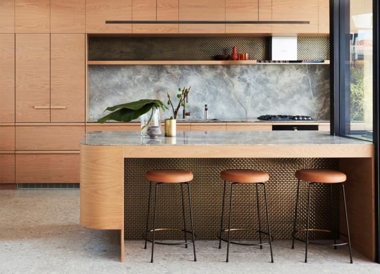 Kitchen | Above Board Living Kitchen by Luigi Rosselli Architects