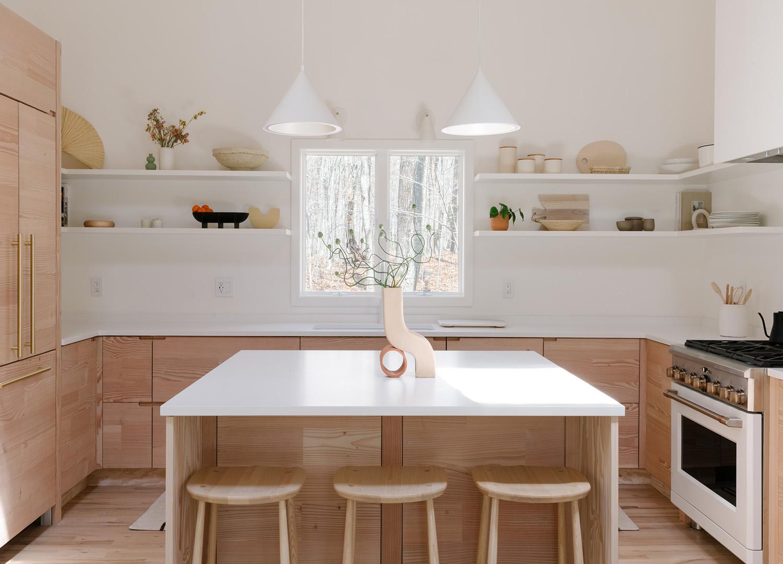 Amagansett Summer House by Studio Fauve