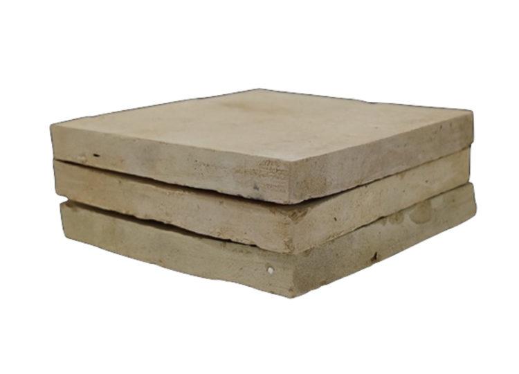Eco Outdoor Zellige Non Glazed Cotto – Sand Storm