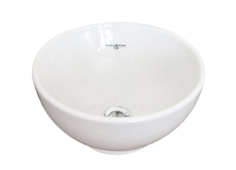 Perrin & Rowe Vessel Bowl Without Overflow