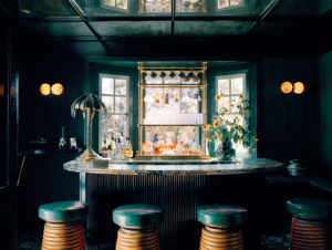 Bar & Cellar | Flamingo Estate Bar by Studio KO