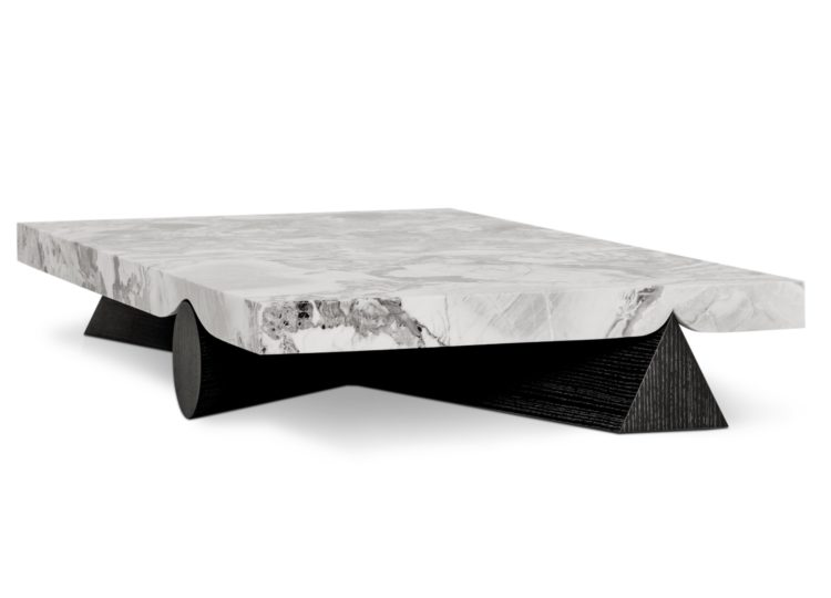 Christophe Delcourt GEO Low Table