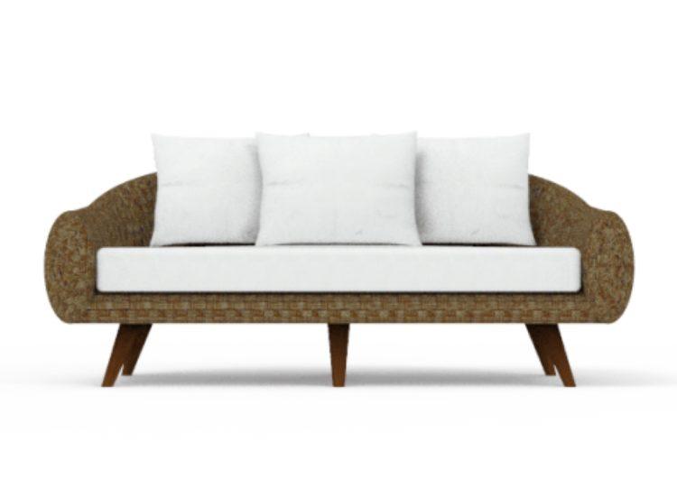 Osier Belle Bulle Sofa
