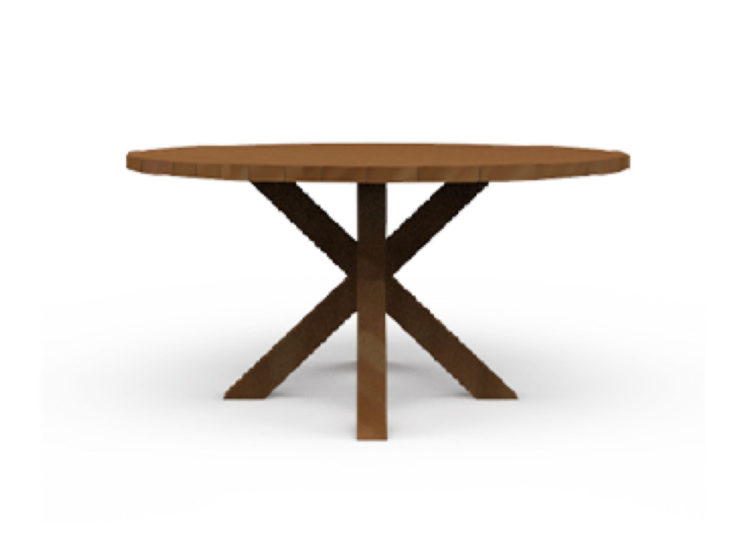 Osier Belle Dining Signature Round Table