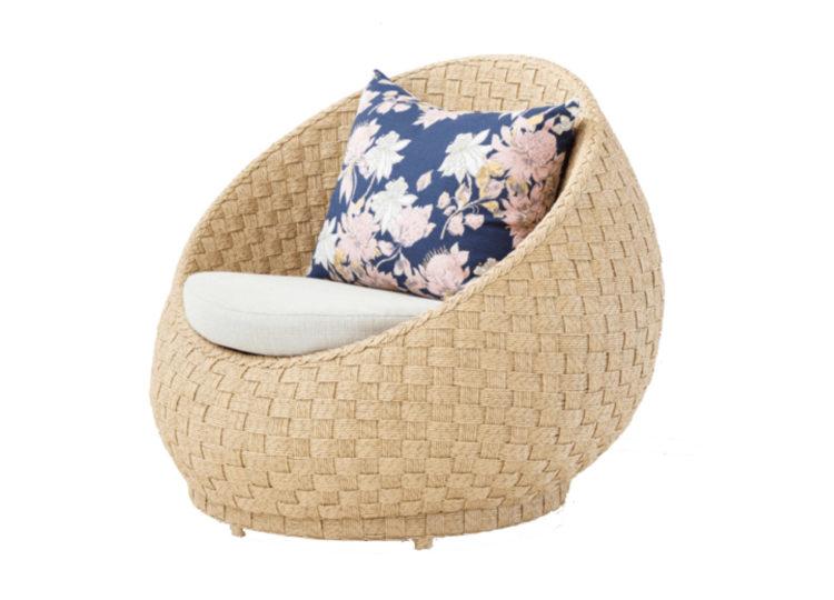 Osier Belle Donut Chair