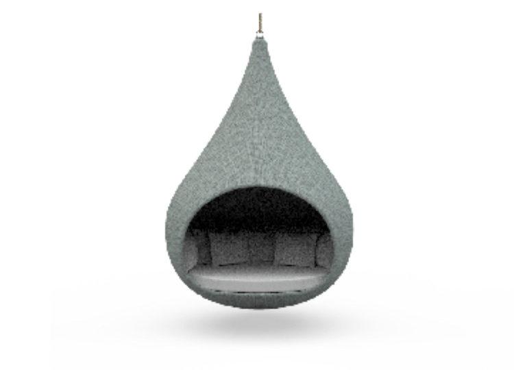 Osier Belle Hanging Pod