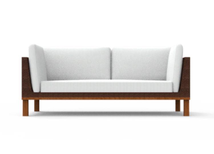 Osier Belle Joli Sofa