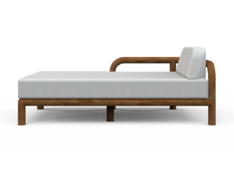 Osier Belle Lux Daybed