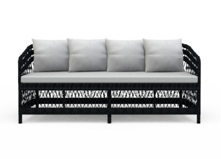Osier Belle Malawi Sofa