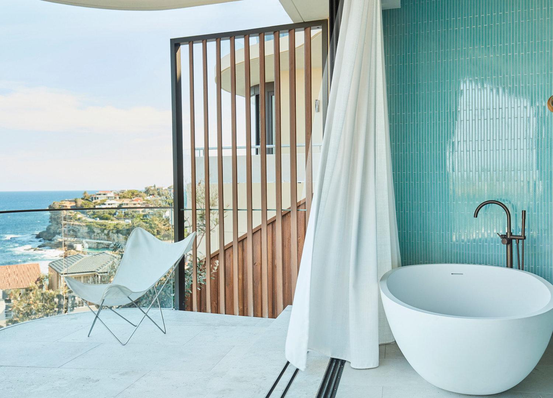 The Edit | Bathrooms With Ocean Views