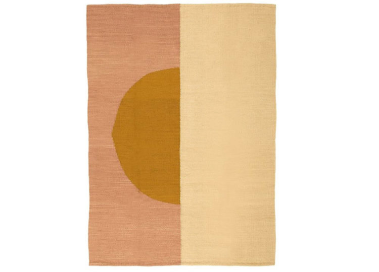 Pampa Alba | Dusty Pink, Copper and Natural
