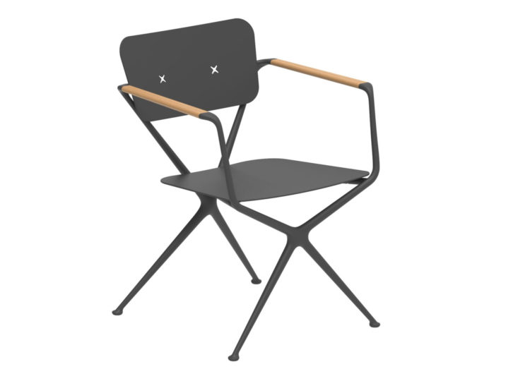 Parterre Exes Dining Chair