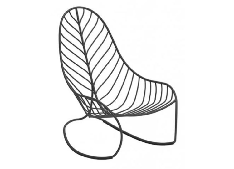 Parterre Folia Rocking Chair
