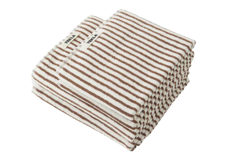 Tekla Organic Terry Towels