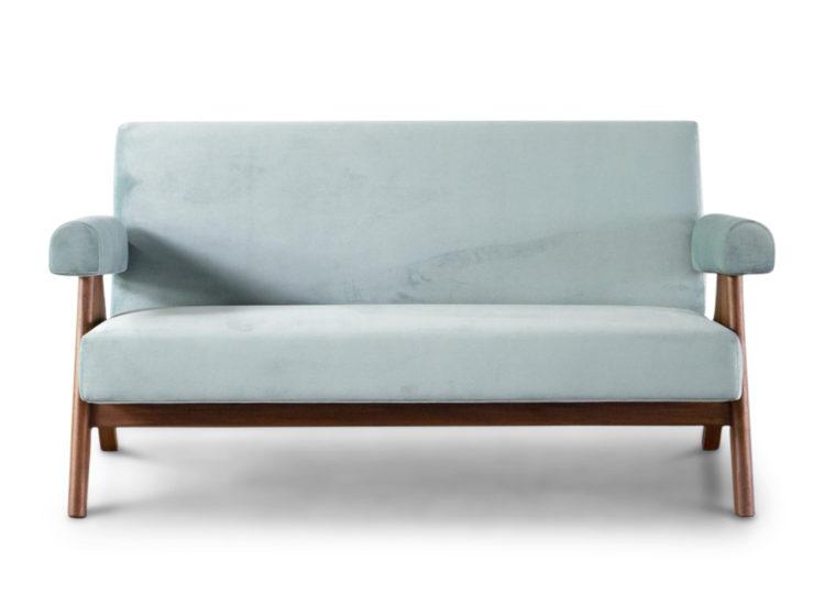 Phantom Hands Upholstered Sofa
