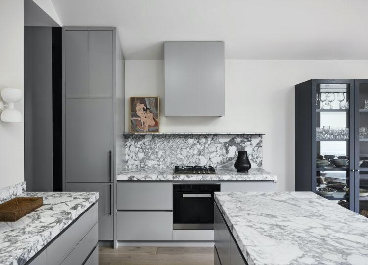Kitchen | Albert Park Home Kitchen by Edwina Glenn