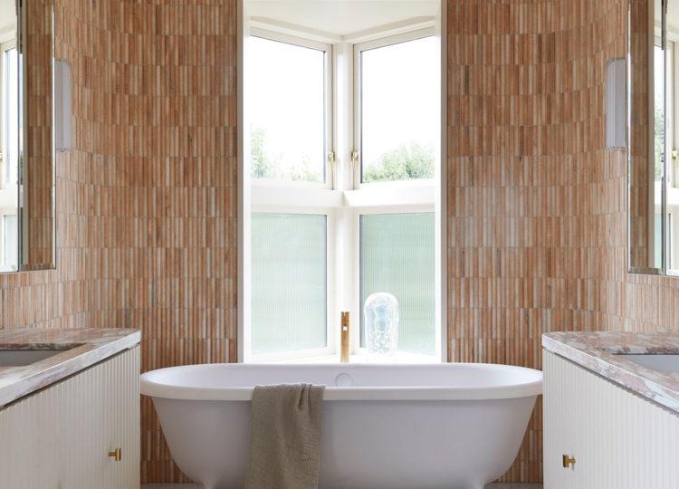 Bathroom | Elsternwick House Bathroom by Kennedy Nolan
