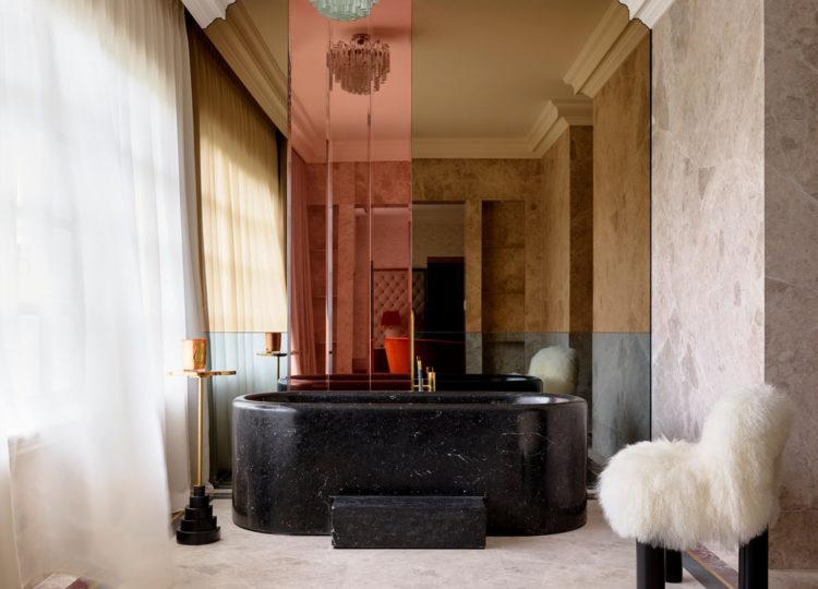 Bathroom | Toorak House Bathroom by Travis Walton