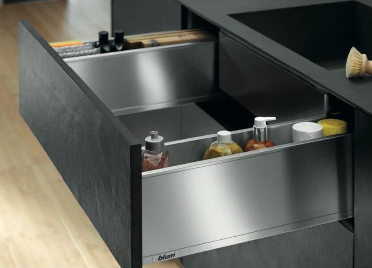 Blum Sink cabinet