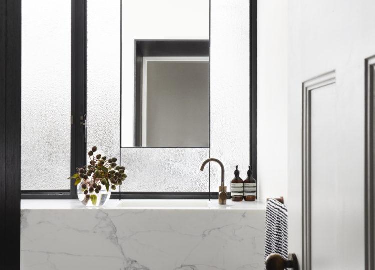 Bathroom 2   Centennial Park House Bathroom by Madeleine Blanchfield Architects