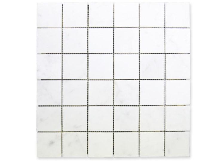 Earp Bros Bianco Carrara Large Squares