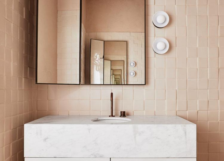 Bathroom | Malvern East Bathroom by Fiona Lynch