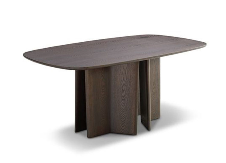 King Issho Rectangle Table 6 Seater