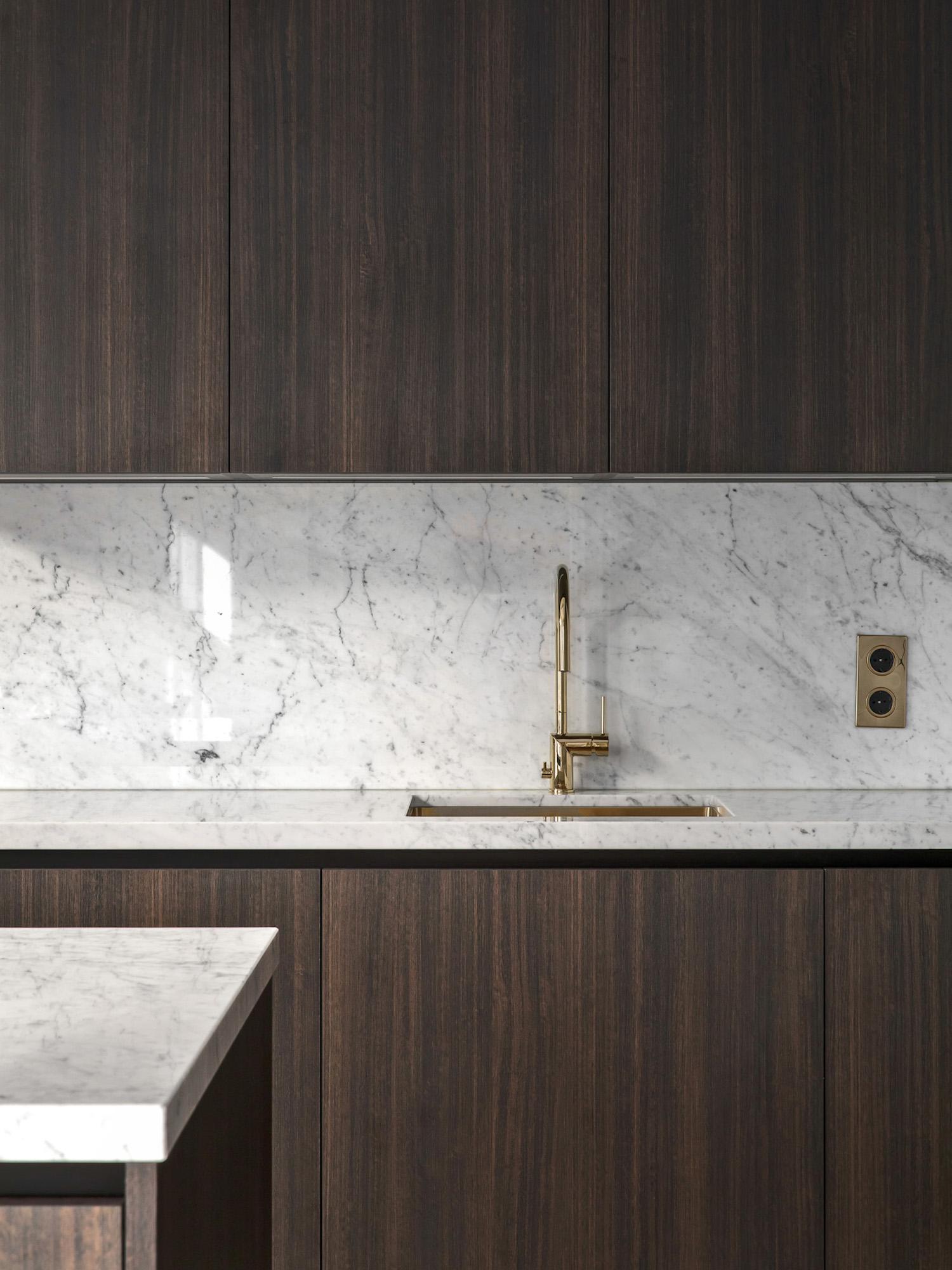 Kitchen Closeup | Kitchens by Paul Design a Modern Classic