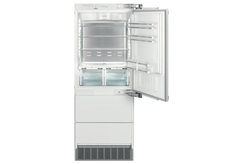 Liebherr Fully Integrated Bottom Mount Fridge Freezer