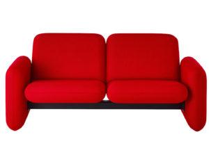 Herman Miller Wilkes Modular Sofa 2 Seater