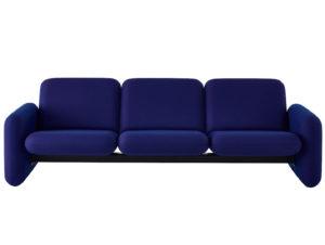 Herman Miller Wilkes Modular Sofa 3 Seater