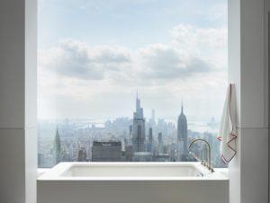 Bathroom | Manhattan Apartment Bathroom by Studio Volpe