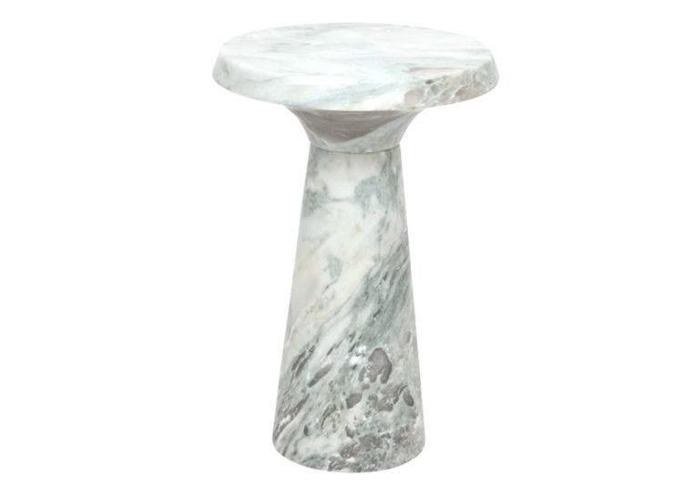 Manyara Home Mint Onyx Side Table