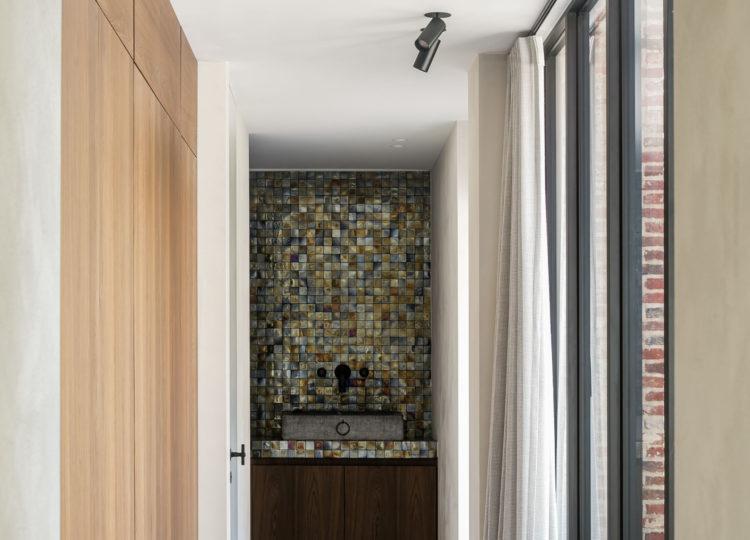 Bathroom | Light Play House Bathroom by Marie Lecluyse Interior Architecture