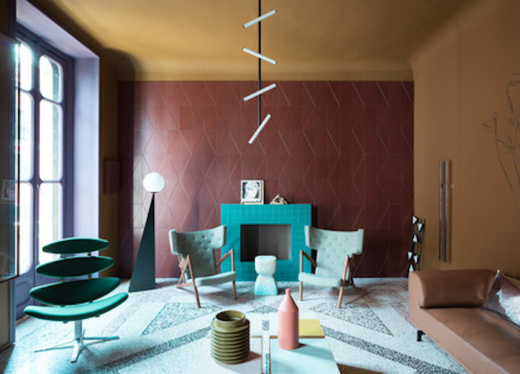 Milan 2021 | 'I'LL BE YOUR MIRROR' Apartment Installation