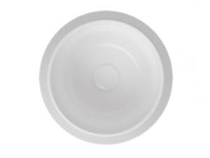 Navi Allegro Above Counter Tall Basin White