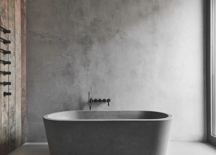 Bathroom | Penthouse C Bathroom by Vincent Van Duysen