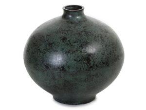 Planet Furniture Vintage Japanese Bronze Vase