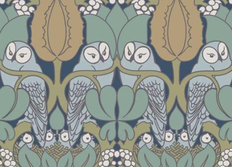 Trustworth Hoot Wallpaper