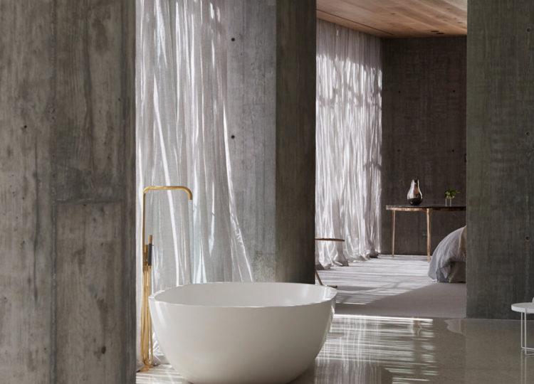 Bathroom | Twig House Bathroom by Leeton Pointon Architects