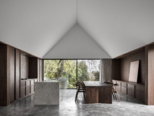 Walnut House by Adam Kane Architects