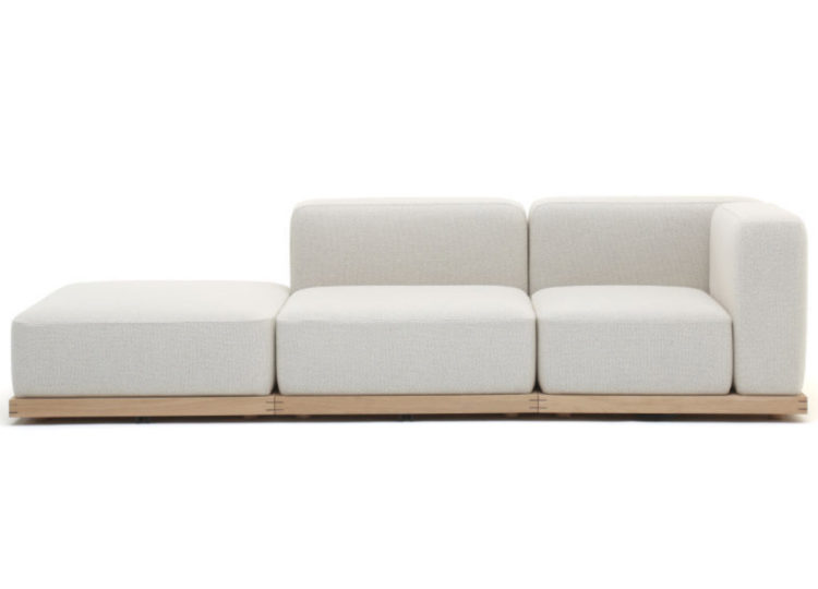 Karimoku Case Study Azabu Modular Sofa N-S02