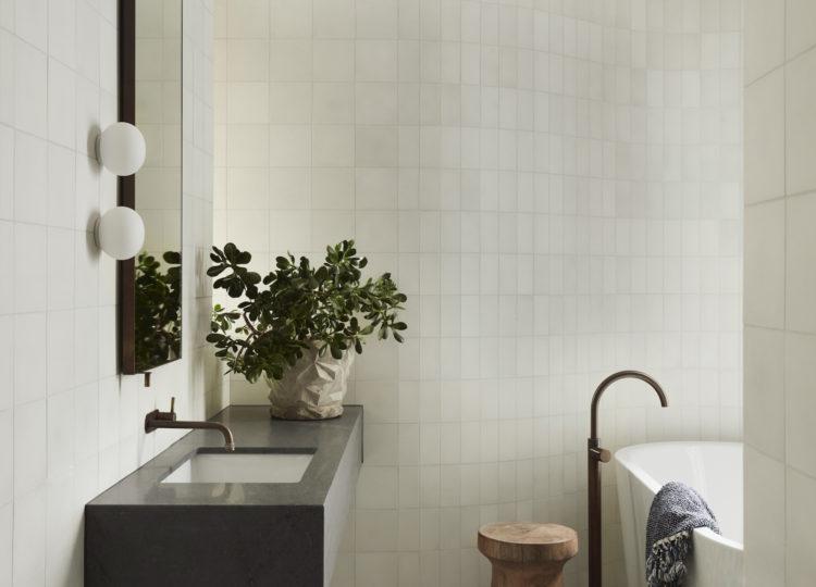 Bathroom 1 | Centennial Park House Bathroom by Partridge Daniels
