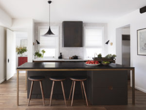Kitchen | Centennial Park House Kitchen by Partridge Daniels