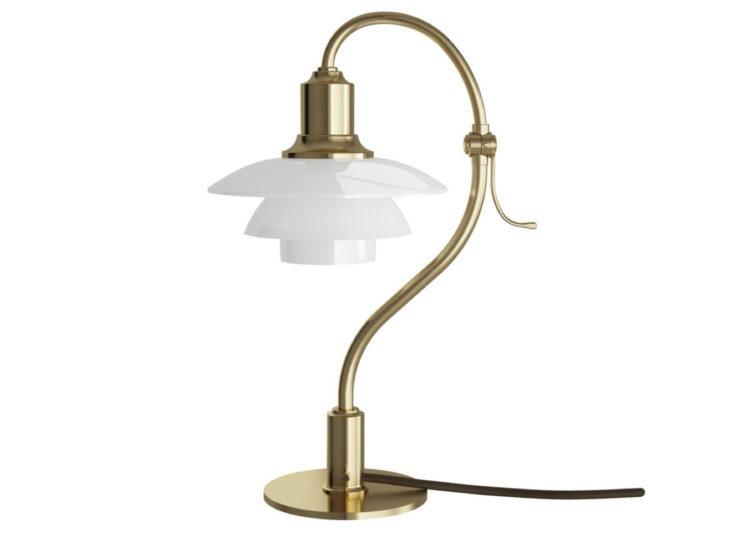 Louis Poulsen PH 2/2 Question Mark Table Lamp