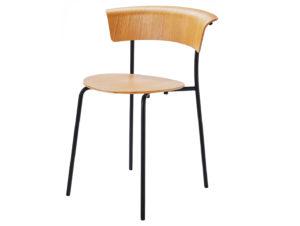 Nau Softply Stacking Chair