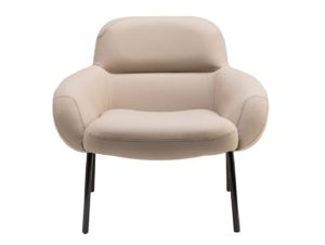 Didier Apparel Low Back Chair